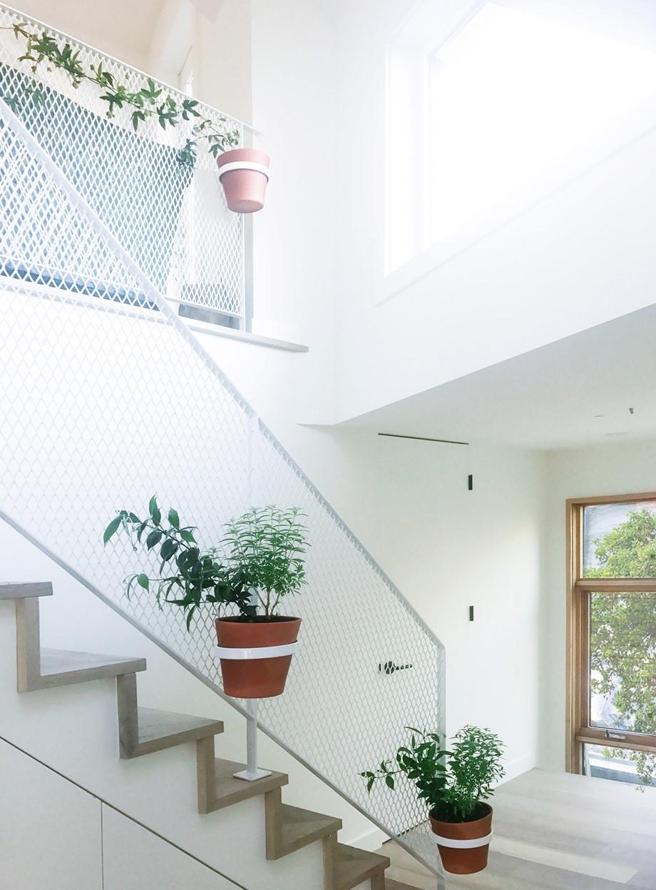 บ้านโมเดิร์นโทนสีขาว