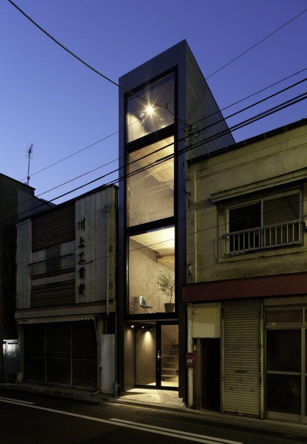 บ้านหน้าแคบ 1.8 M