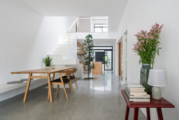 open space ในบ้าน