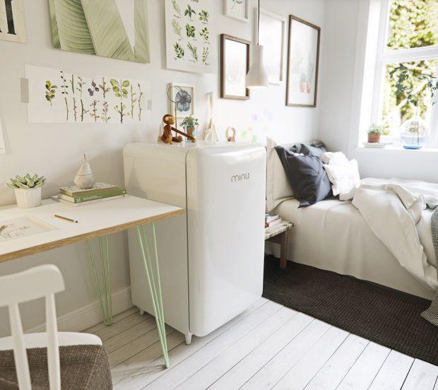 จัดห้องนอนโทนสีขาว