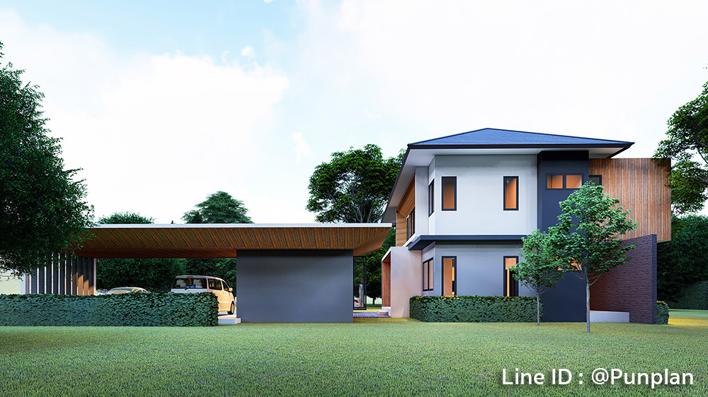 บริษัท รับออกแบบบ้าน