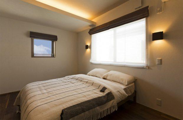 หน้าต่างบนหัวเตียง