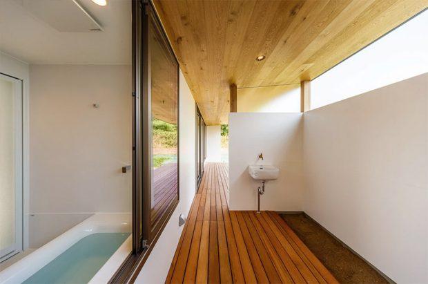 กั้นโซนห้องน้ำ