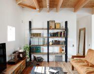 ห้องดูทีวีและอ่านหนังสือ