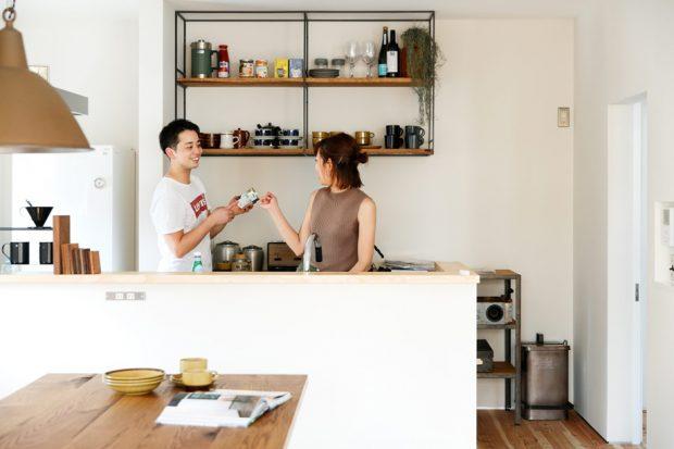 มุมครัว modern-minimal