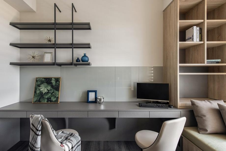 ตกแต่งบ้านสไตล์ modern-minimalist