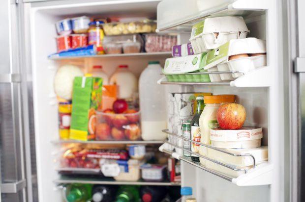 ของเต็มทำให้ตู้เย็นไม่เย็น