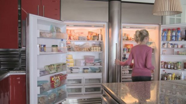 เปิดตู้เย็นทิ้งไว้
