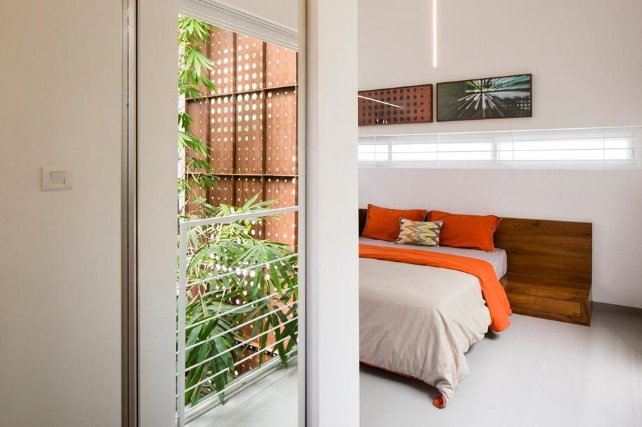 ห้องนอนธีม tropical