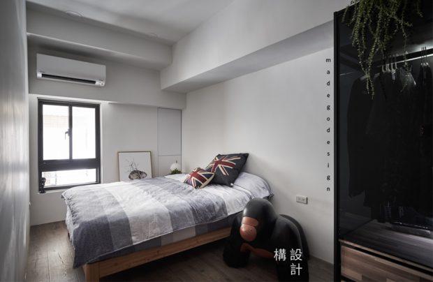 ห้องนอน Minimal