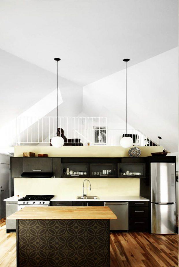 ครัว Modern-House