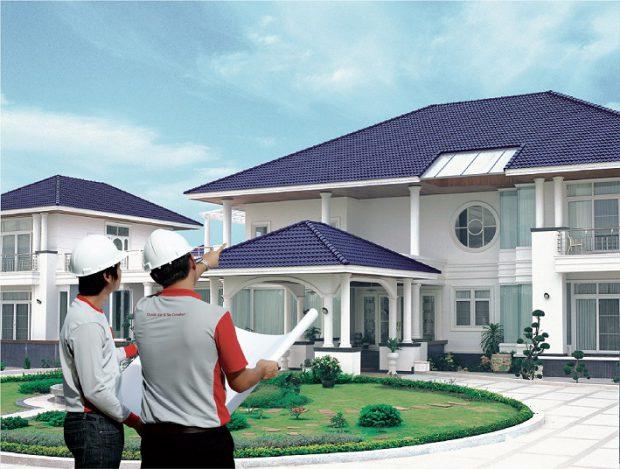 SCG Roof service