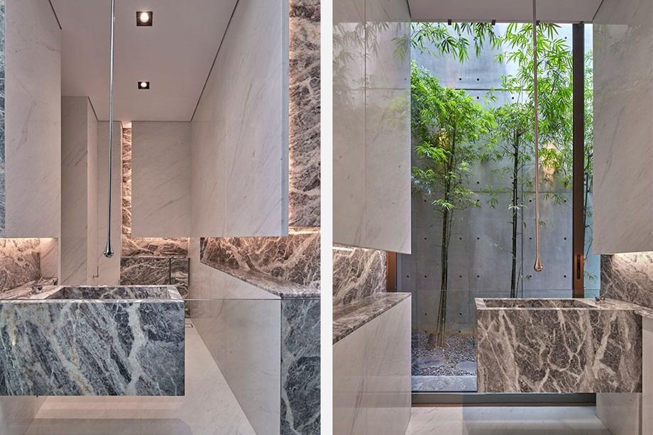 ห้องน้ำที่เปิดรับธรรมชาติ