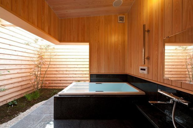 ห้องน้ำ Outdoor