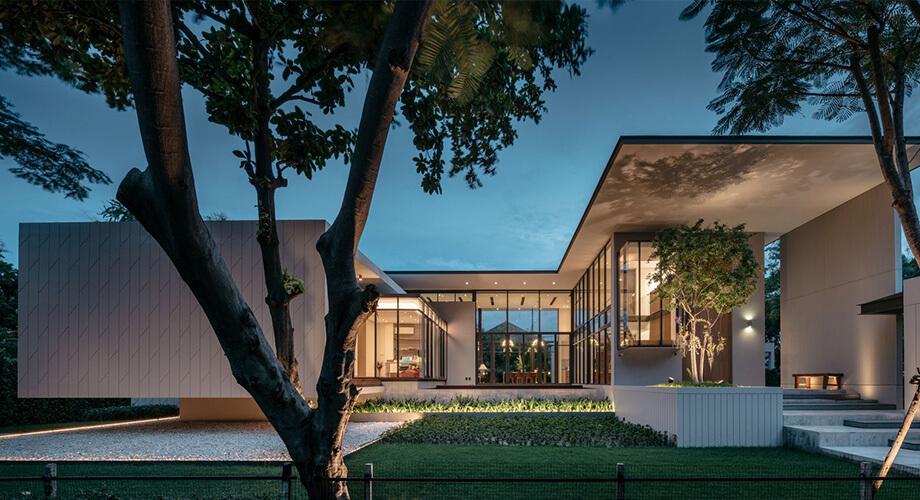 ออกแบบบ้านตามฮวงจุ้ย