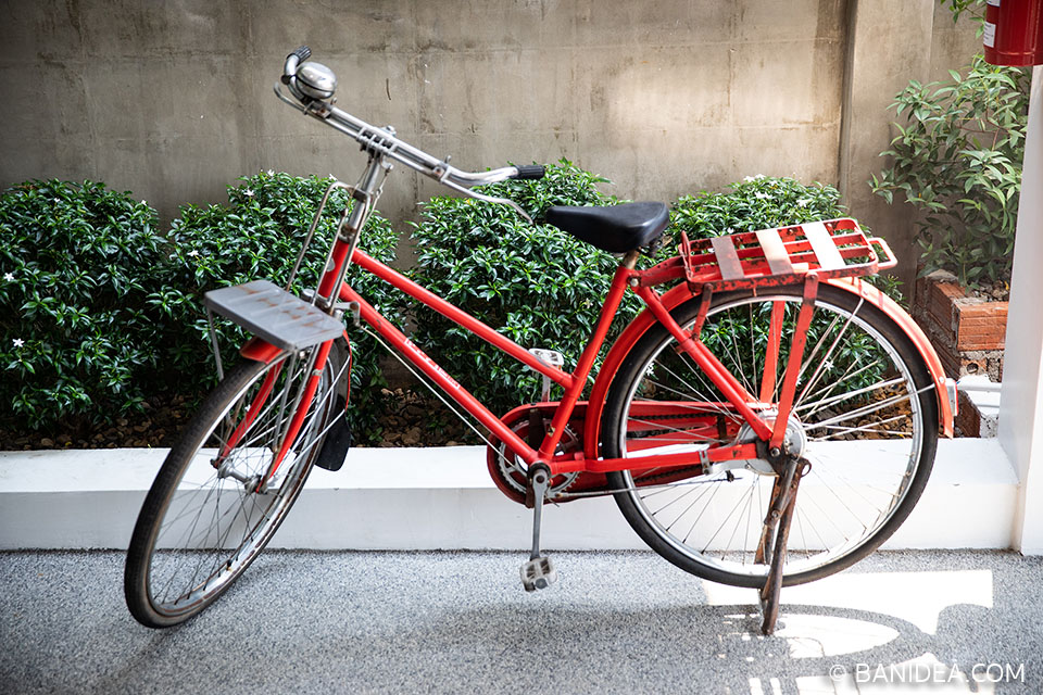 จักรยานโบราณ