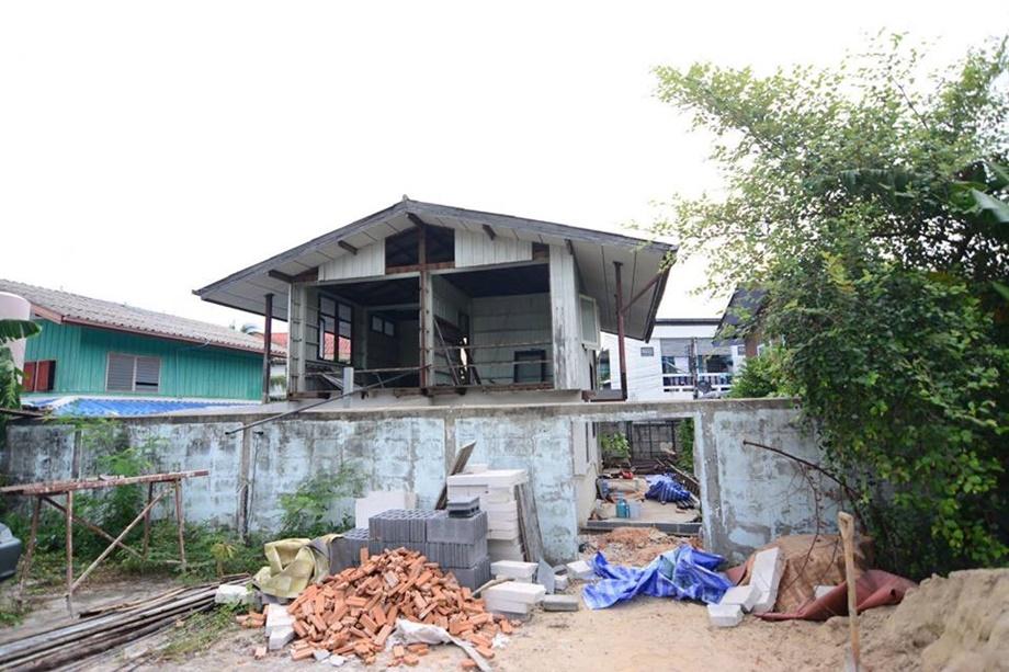 บ้านก่อนปรับปรุง