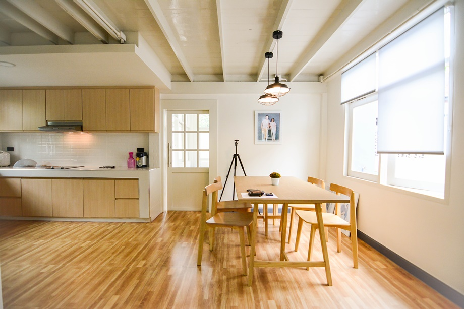 ห้องครัวและห้องทานอาหาร