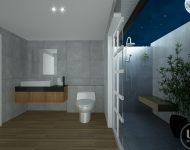 ห้องน้ำ 3D