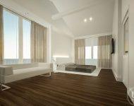 ภาพห้องนอน 3D