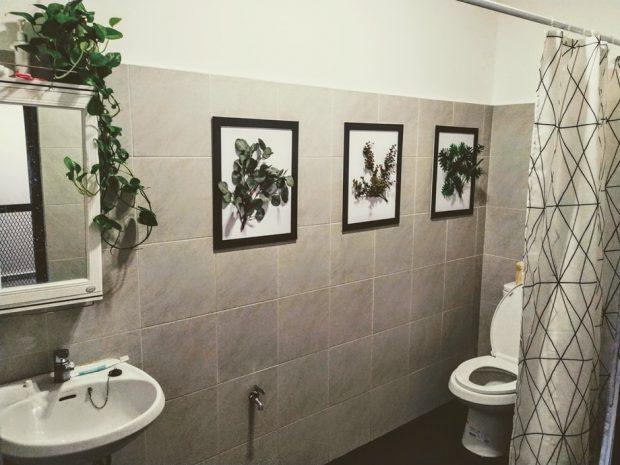 ห้องน้ำหลังรีโนเวท