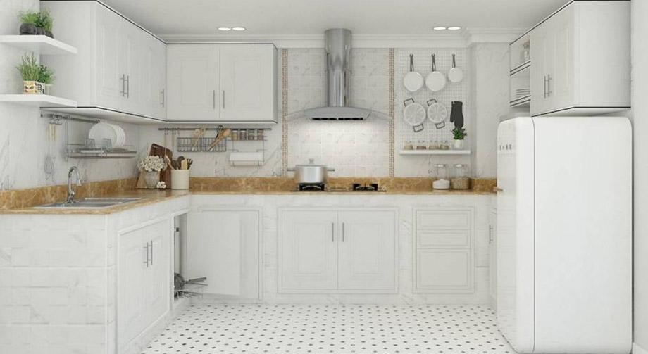 3D ตกแต่งห้องครัว