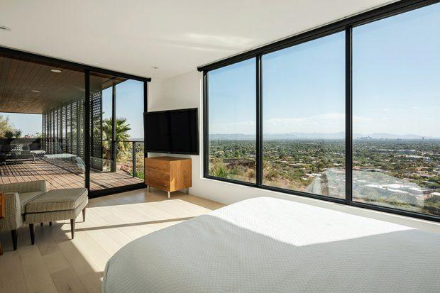 ห้องนอนวิวสวย