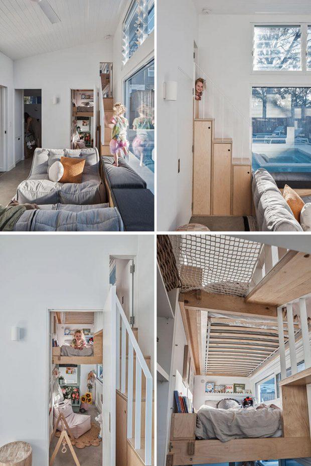 จัดสรรพื้นที่ภายในบ้าน