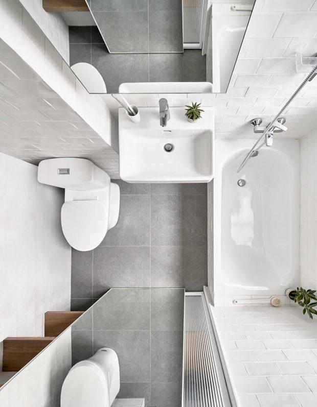 ผังห้องน้ำ