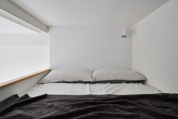เตียงนอนชั้นลอย