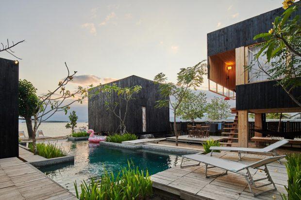 บ้านพักริมทะเล