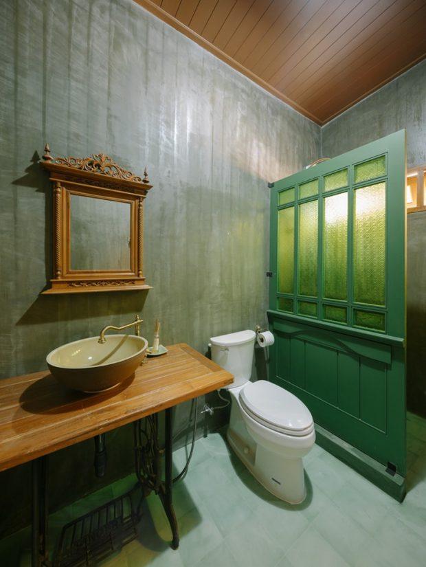 ห้องน้ำไทยประยุกต์