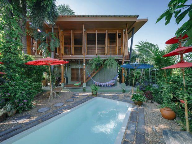 บ้าน Modern-Tropical