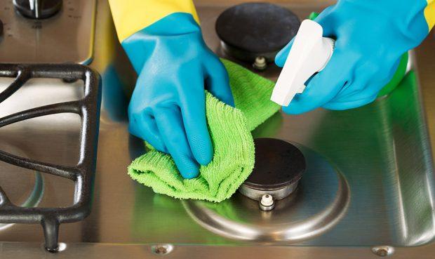 บริการทำความสะอาดบ้าน
