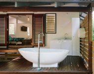 ห้องอาบน้ำ open air