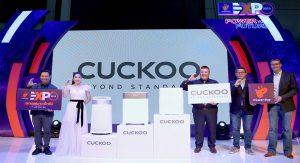 cuckoo เครื่องฟอกอากาศ