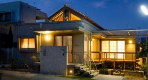 บ้านยกพื้นสไตล์ญี่ปุ่น