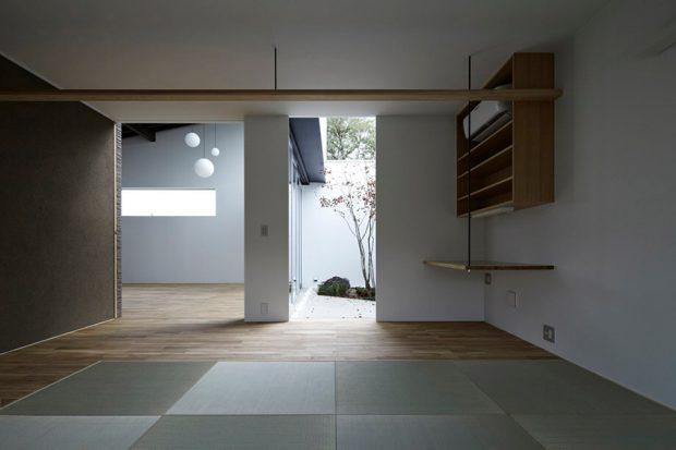 ห้องนอนแบบญี่ปุ่น