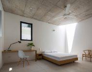 ช่องแสงสกลายไลท์ในห้องนอน