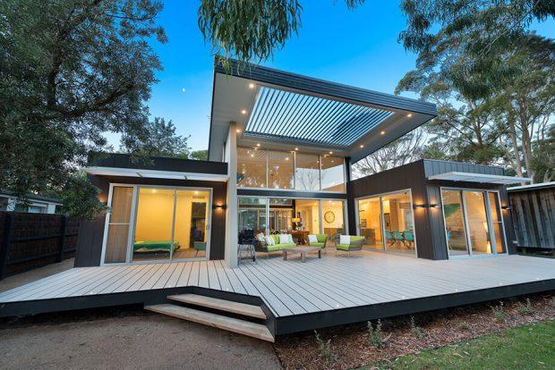 ออกแบบบ้านโมเดิร์น