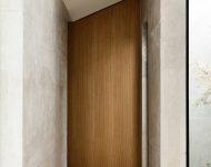 ประตูเฉียงเหมือนใบมีด