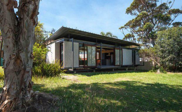 สร้างบ้านโครงเหล็ก