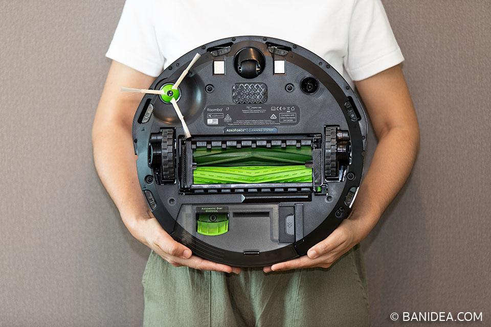 แกะกล่อง iRobot Roomba i7 Plus