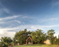 โบสถ์ไม้กลางธรรมชาติ