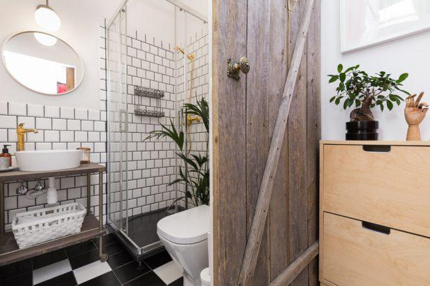 ตู้อาบน้ำขนาดเล็ก