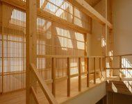 ประตูสไตล์ญี่ปุ่น Senbon-koushi