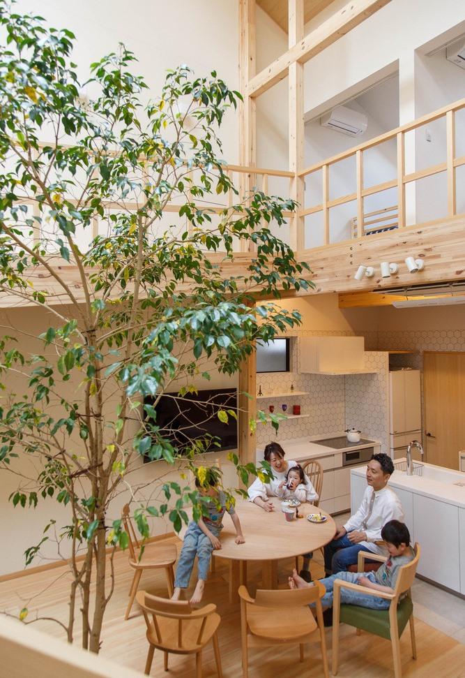 บ้านไม้สไตล์ญี่ปุ่นโมเดิร์น