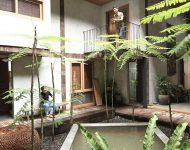 สวนน้ำกลางอาคาร