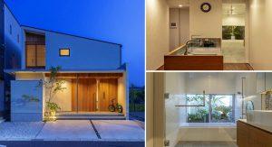 บ้านญี่ปุ่นสไตล์โมเดิร์น
