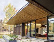 บ้านพักตากอากาศกลางธรรมชาติ